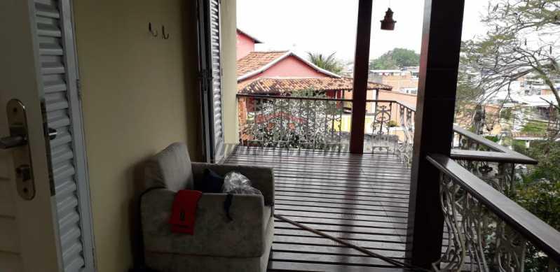 25 - Casa 3 quartos à venda Gardênia Azul, Rio de Janeiro - R$ 949.900 - PECA30317 - 3