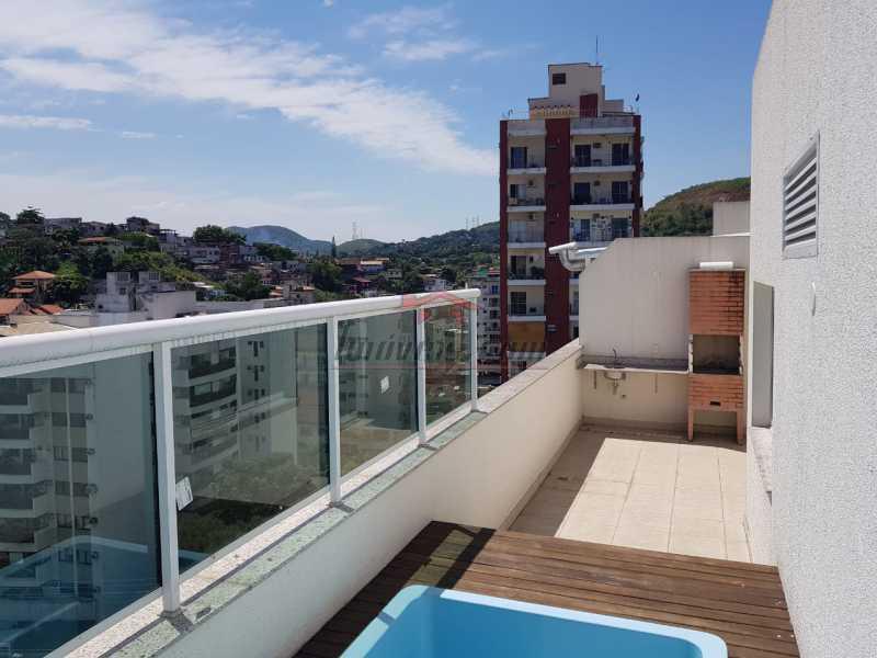 28 - Cobertura 3 quartos à venda Pechincha, Rio de Janeiro - R$ 590.000 - PECO30115 - 29