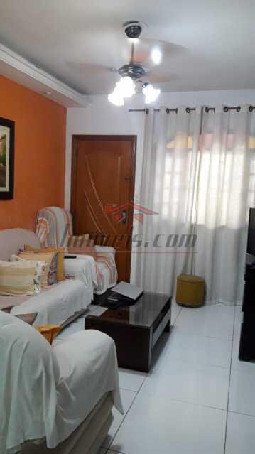 1 - Casa 2 quartos à venda Tanque, Rio de Janeiro - R$ 649.000 - PECA20192 - 1