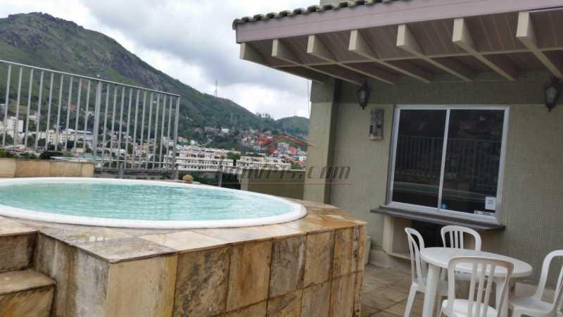 18 - Cobertura 3 quartos à venda Praça Seca, Rio de Janeiro - R$ 468.000 - PSCO30076 - 19
