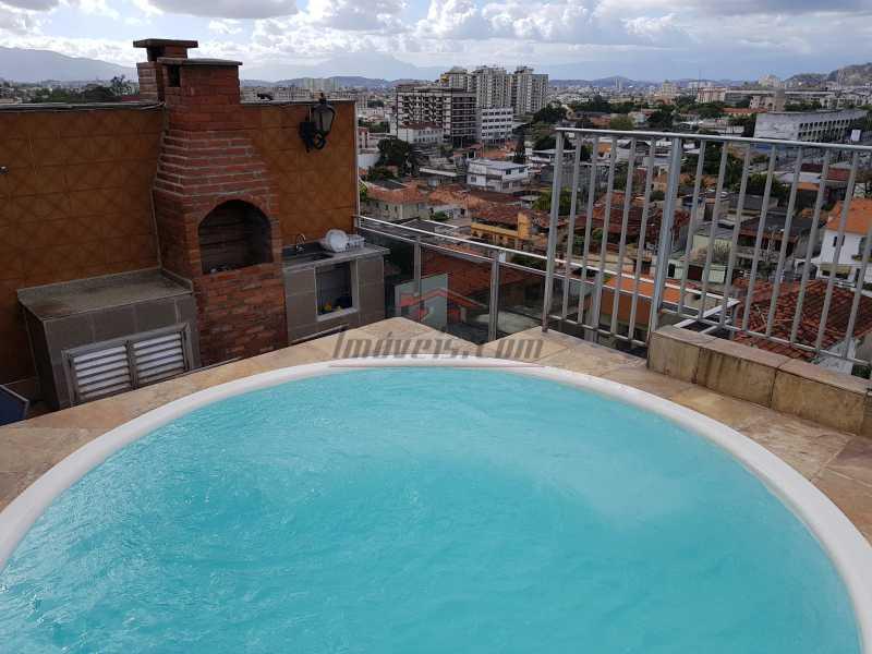 19 - Cobertura 3 quartos à venda Praça Seca, Rio de Janeiro - R$ 468.000 - PSCO30076 - 20