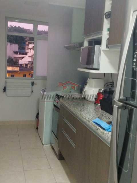 3 cozinha - Apartamento 3 quartos à venda Taquara, Rio de Janeiro - R$ 369.600 - PEAP30696 - 8