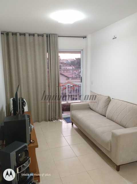 5 sala - Apartamento 3 quartos à venda Taquara, Rio de Janeiro - R$ 369.600 - PEAP30696 - 1