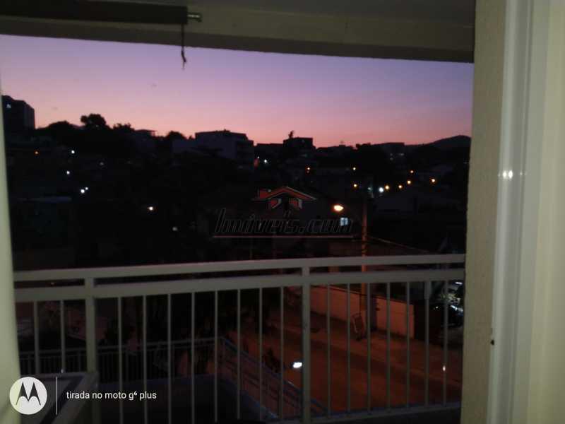 6 Varanda - Apartamento 3 quartos à venda Taquara, Rio de Janeiro - R$ 369.600 - PEAP30696 - 3