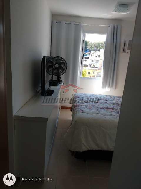 8 suite - Apartamento 3 quartos à venda Taquara, Rio de Janeiro - R$ 369.600 - PEAP30696 - 7