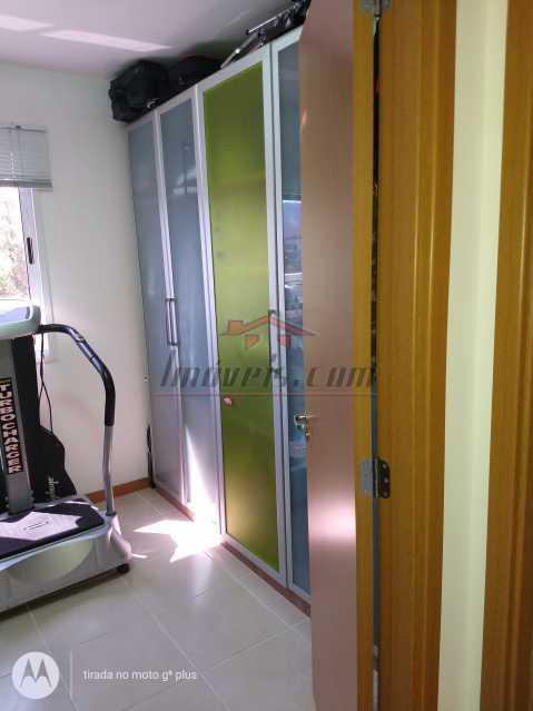 11 Quarto 3 - Apartamento 3 quartos à venda Taquara, Rio de Janeiro - R$ 369.600 - PEAP30696 - 11
