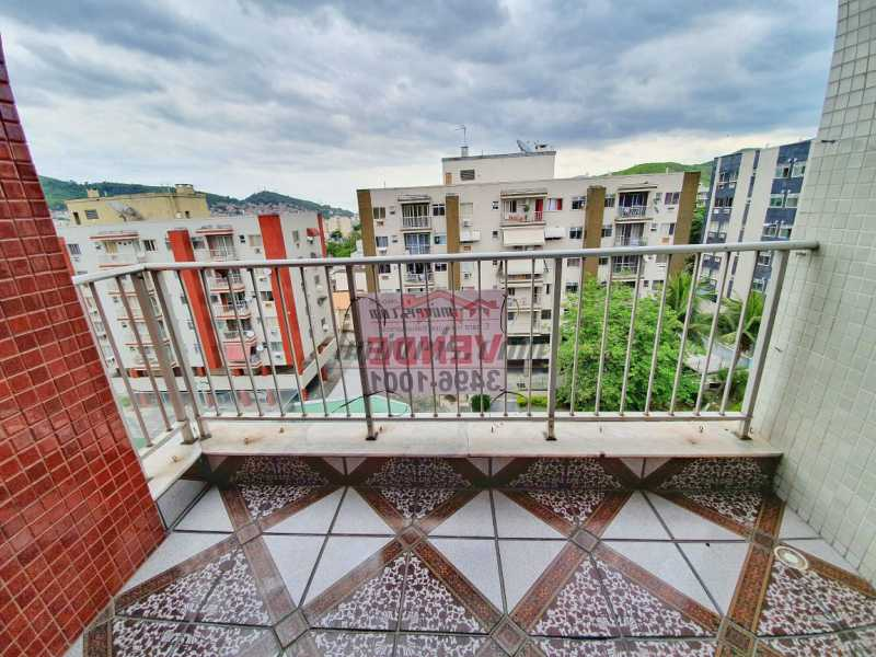 1. - Apartamento Praça Seca, Rio de Janeiro, RJ À Venda, 2 Quartos, 80m² - PSAP21839 - 1