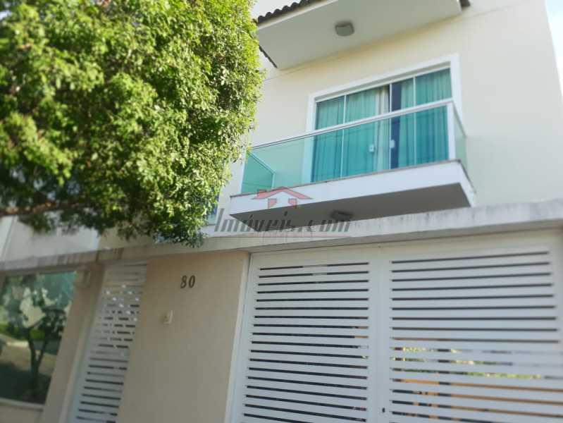 WhatsApp Image 2020-01-17 at 0 - Casa em Condomínio 3 quartos à venda Taquara, Rio de Janeiro - R$ 790.000 - PECN30261 - 1