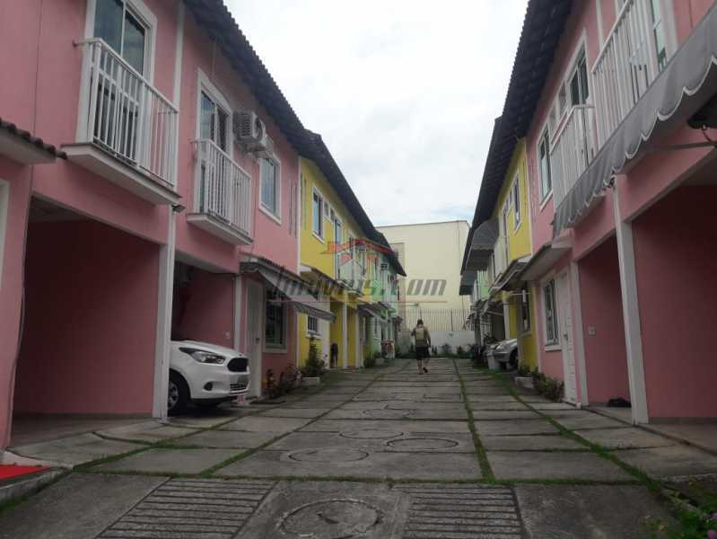 1. - Casa de Vila 3 quartos à venda Pechincha, Rio de Janeiro - R$ 390.000 - PECV30040 - 1