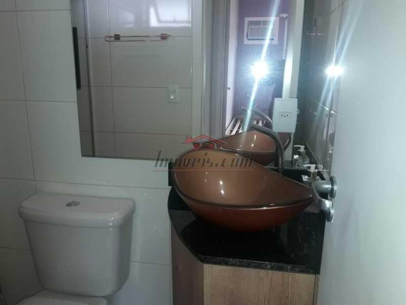 18. - Casa de Vila 3 quartos à venda Pechincha, Rio de Janeiro - R$ 390.000 - PECV30040 - 19