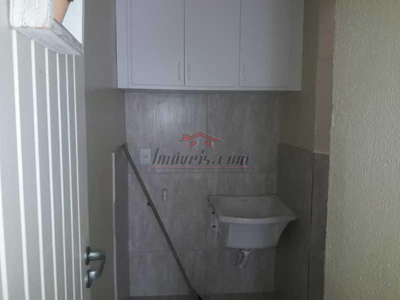 21. - Casa de Vila 3 quartos à venda Pechincha, Rio de Janeiro - R$ 390.000 - PECV30040 - 22