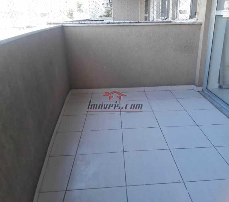 3 - Apartamento Pechincha, Rio de Janeiro, RJ À Venda, 2 Quartos, 70m² - PEAP21856 - 4
