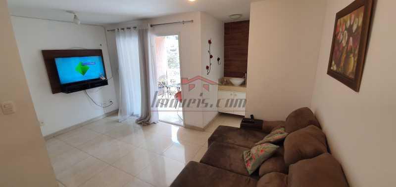 2 - Casa de Vila 3 quartos à venda Pechincha, Rio de Janeiro - R$ 429.000 - PECV30041 - 3