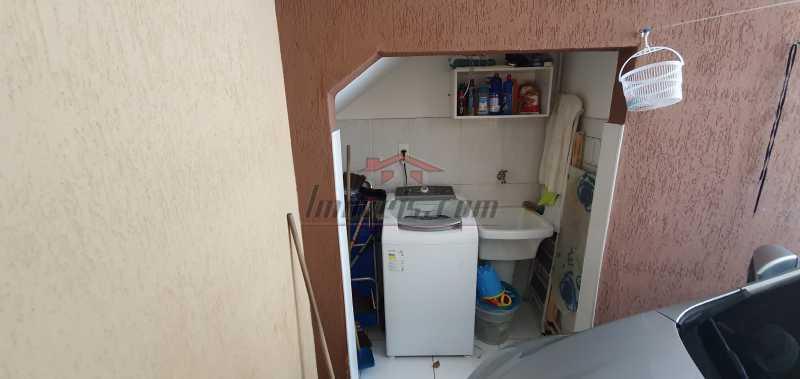 22 - Casa de Vila 3 quartos à venda Pechincha, Rio de Janeiro - R$ 429.000 - PECV30041 - 23