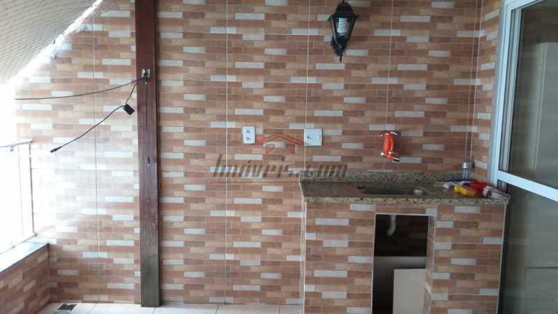 2. - Casa em Condomínio 3 quartos à venda Pechincha, Rio de Janeiro - R$ 479.900 - PECN30277 - 3