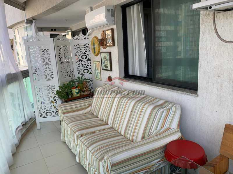 eb1893cf-2b1b-4a17-80c2-0f60a1 - Apartamento 2 quartos à venda Barra da Tijuca, Rio de Janeiro - R$ 410.000 - PEAP21891 - 6