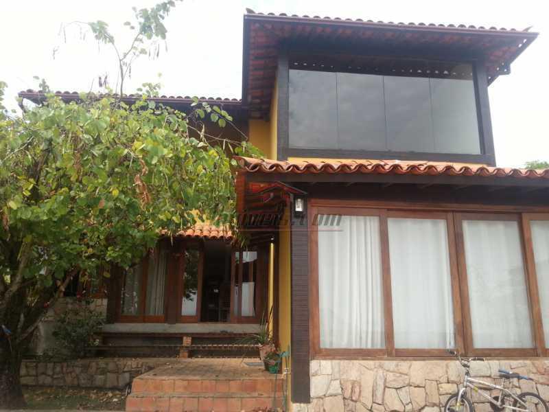 IMG-20200627-WA0022 - Casa em Condomínio 4 quartos à venda Anil, Rio de Janeiro - R$ 990.000 - PECN40105 - 1