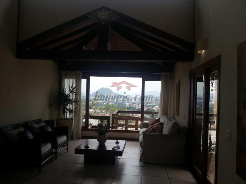 IMG-20200627-WA0027 - Casa em Condomínio 4 quartos à venda Anil, Rio de Janeiro - R$ 990.000 - PECN40105 - 8