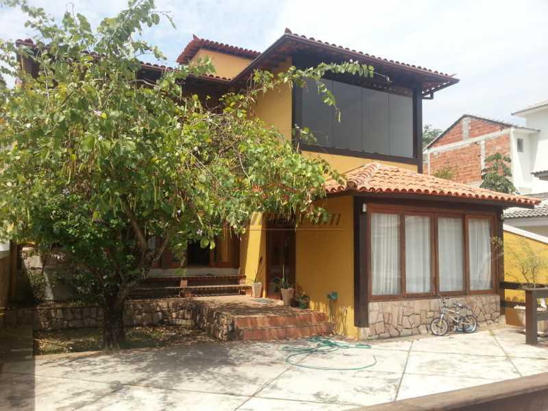 IMG-20200627-WA0047 - Casa em Condomínio 4 quartos à venda Anil, Rio de Janeiro - R$ 990.000 - PECN40105 - 3