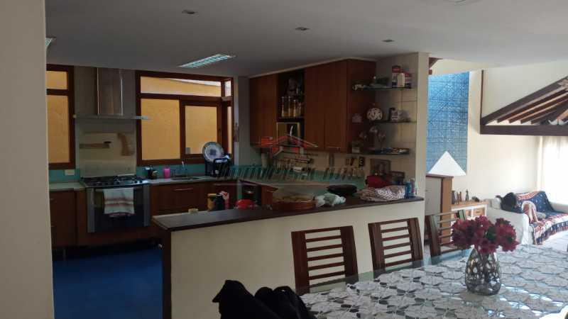 77e6a519-f1df-4923-932b-e662a7 - Casa em Condomínio 4 quartos à venda Anil, Rio de Janeiro - R$ 990.000 - PECN40105 - 22