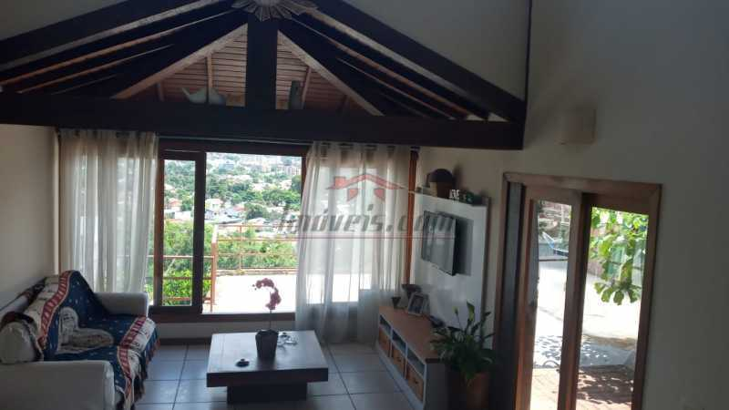 190e4ab3-243a-407a-93fa-9483f1 - Casa em Condomínio 4 quartos à venda Anil, Rio de Janeiro - R$ 990.000 - PECN40105 - 10