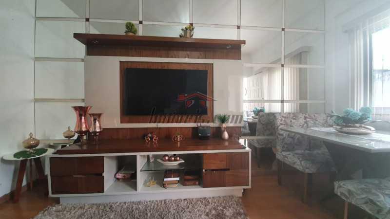 1 - Casa de Vila 2 quartos à venda Curicica, Rio de Janeiro - R$ 279.000 - PECV20068 - 1