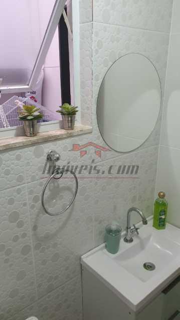 13 - Casa de Vila 2 quartos à venda Curicica, Rio de Janeiro - R$ 279.000 - PECV20068 - 14