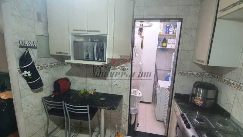 19 - Casa de Vila 2 quartos à venda Curicica, Rio de Janeiro - R$ 279.000 - PECV20068 - 20