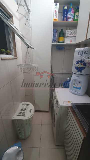 21 - Casa de Vila 2 quartos à venda Curicica, Rio de Janeiro - R$ 279.000 - PECV20068 - 22