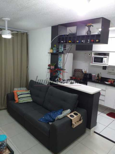 3. - Apartamento 1 quarto à venda Rocha Miranda, Rio de Janeiro - R$ 169.000 - PEAP10156 - 4