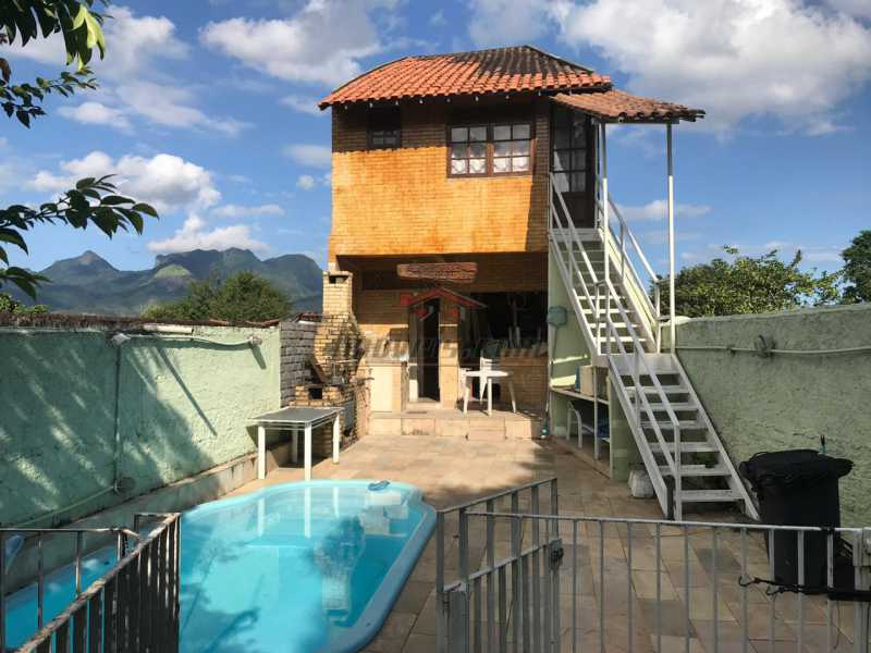 1. - Casa 3 quartos à venda Taquara, Rio de Janeiro - R$ 600.000 - PECA30333 - 8