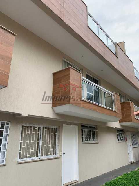 1. - Casa em Condomínio 3 quartos à venda Pechincha, Rio de Janeiro - R$ 459.000 - PECN30283 - 1