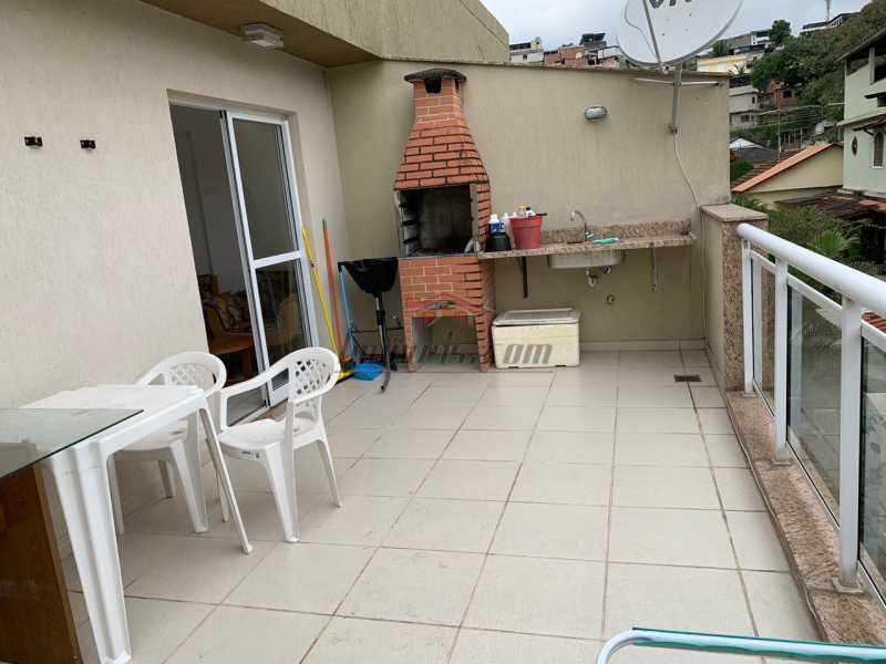 19. - Casa em Condomínio 3 quartos à venda Pechincha, Rio de Janeiro - R$ 459.000 - PECN30283 - 20