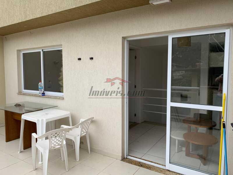 21. - Casa em Condomínio 3 quartos à venda Pechincha, Rio de Janeiro - R$ 459.000 - PECN30283 - 22