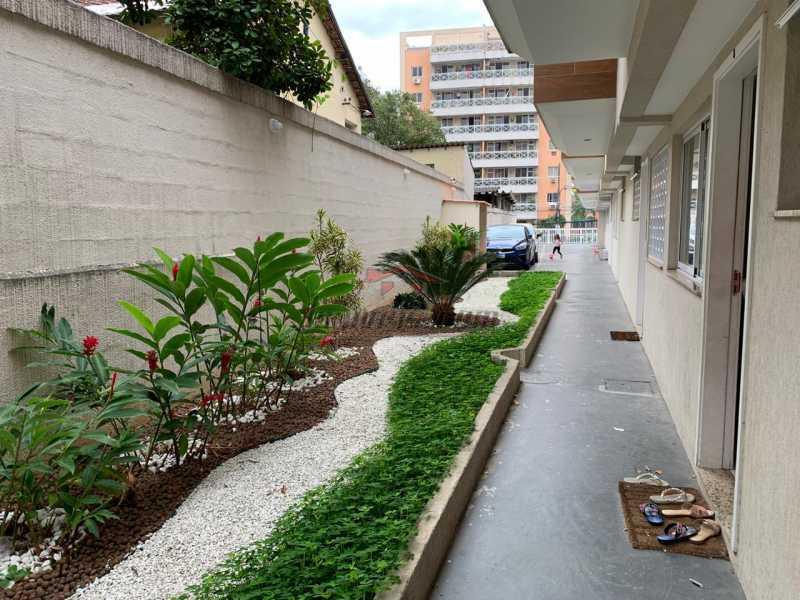 23. - Casa em Condomínio 3 quartos à venda Pechincha, Rio de Janeiro - R$ 459.000 - PECN30283 - 24