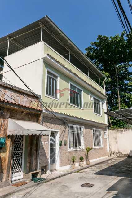 1 - Casa de Vila 2 quartos à venda Praça Seca, Rio de Janeiro - R$ 255.000 - PSCV20071 - 1