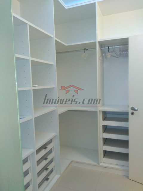 6. - Casa em Condomínio 2 quartos à venda Taquara, Rio de Janeiro - R$ 850.000 - PECN20214 - 7