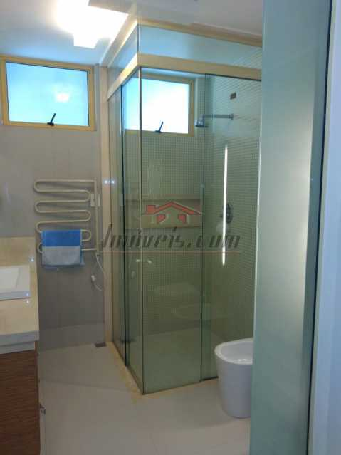 12. - Casa em Condomínio 2 quartos à venda Taquara, Rio de Janeiro - R$ 850.000 - PECN20214 - 13