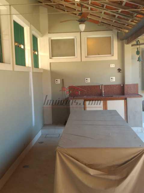 24. - Casa em Condomínio 2 quartos à venda Taquara, Rio de Janeiro - R$ 850.000 - PECN20214 - 25