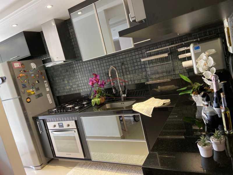 7 - Apartamento 2 quartos à venda Curicica, Rio de Janeiro - R$ 405.000 - PSAP21899 - 9