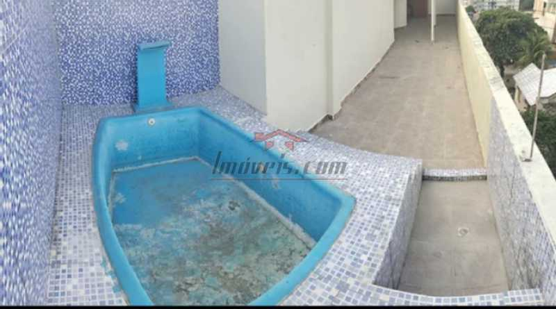 16. - Cobertura 2 quartos à venda Cachambi, Rio de Janeiro - R$ 340.000 - PECO20057 - 17