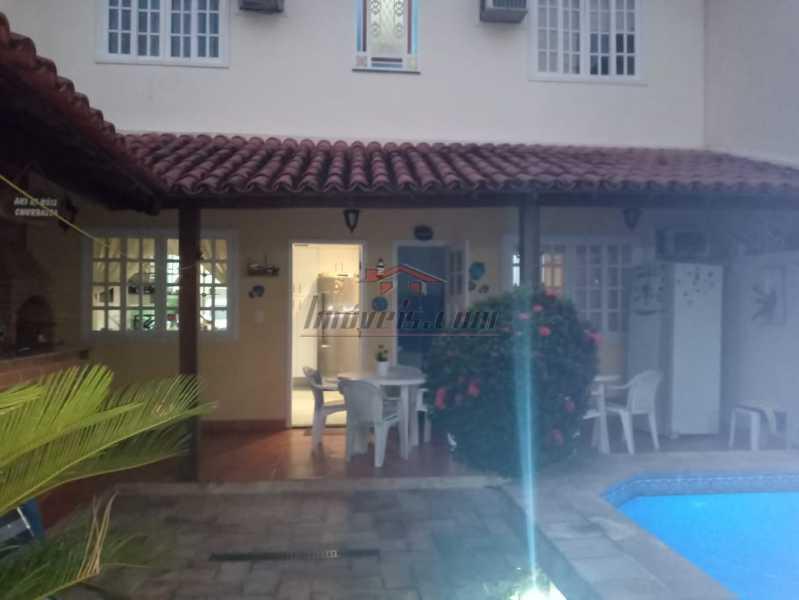 2. - Casa de Vila 3 quartos à venda Taquara, Rio de Janeiro - R$ 700.000 - PECV30043 - 3