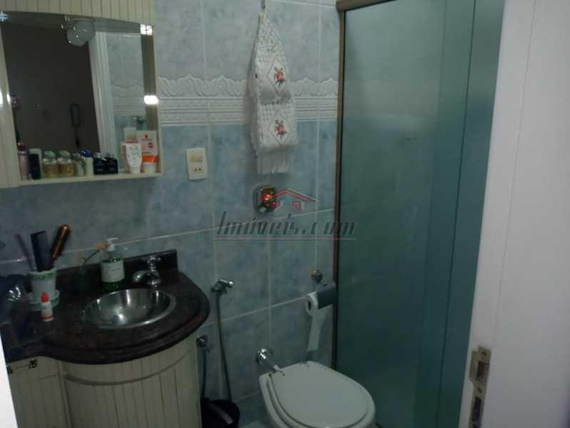 16. - Casa de Vila 3 quartos à venda Taquara, Rio de Janeiro - R$ 700.000 - PECV30043 - 17