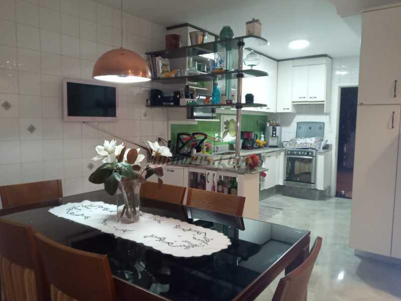 19. - Casa de Vila 3 quartos à venda Taquara, Rio de Janeiro - R$ 700.000 - PECV30043 - 20