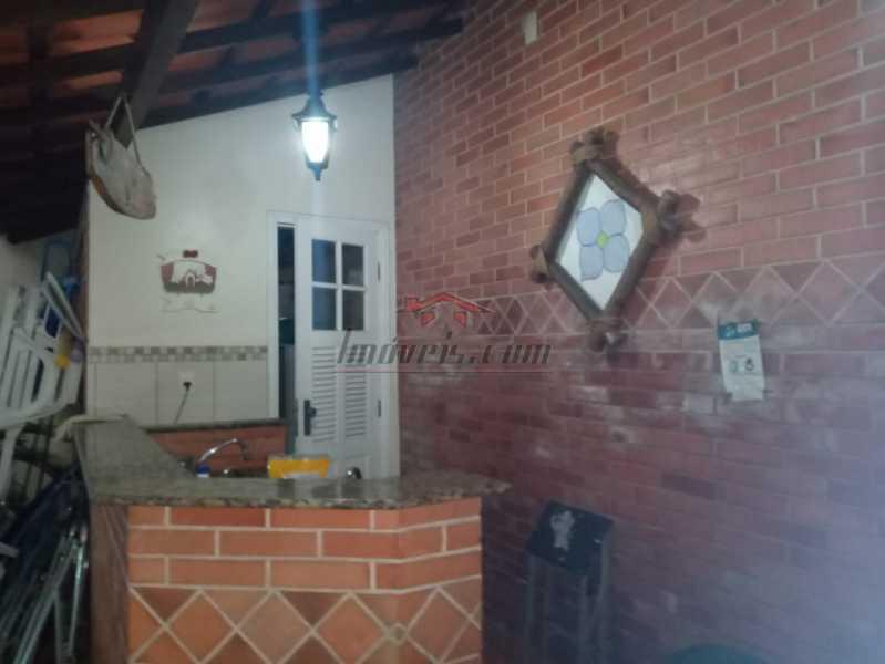 24. - Casa de Vila 3 quartos à venda Taquara, Rio de Janeiro - R$ 700.000 - PECV30043 - 25