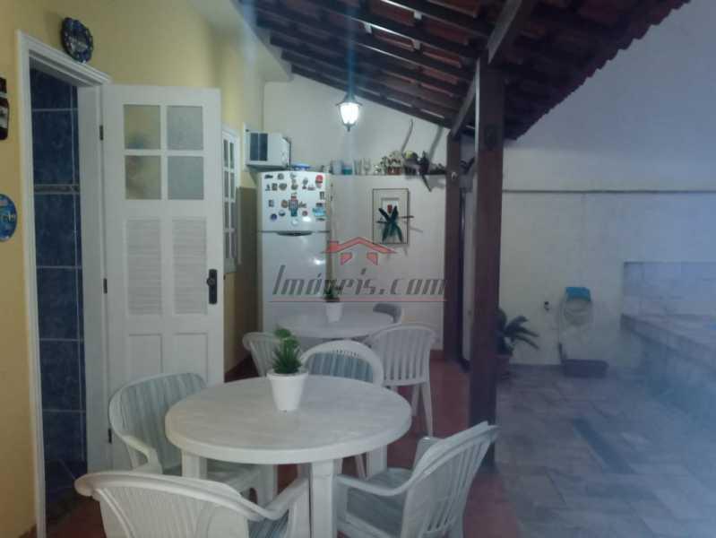 25. - Casa de Vila 3 quartos à venda Taquara, Rio de Janeiro - R$ 700.000 - PECV30043 - 26