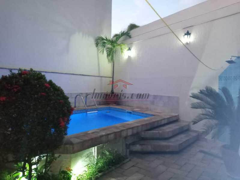26. - Casa de Vila 3 quartos à venda Taquara, Rio de Janeiro - R$ 700.000 - PECV30043 - 27