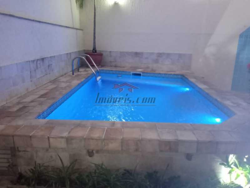 27. - Casa de Vila 3 quartos à venda Taquara, Rio de Janeiro - R$ 700.000 - PECV30043 - 28