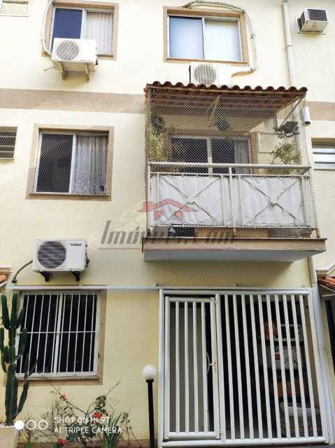 1 - Casa em Condomínio 3 quartos à venda Taquara, Rio de Janeiro - R$ 330.000 - PSCN30149 - 1