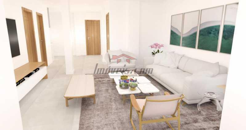 1 - Apartamento 3 quartos à venda Glória, Rio de Janeiro - R$ 959.000 - PEAP30760 - 1